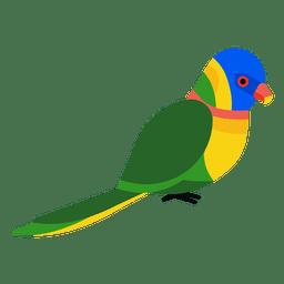Papagei Abbildung