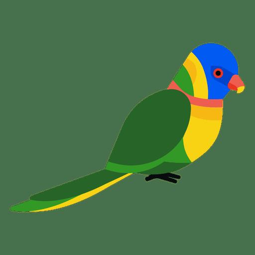 Papagei Abbildung Transparent PNG