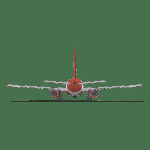 Aterrizaje de avion Transparent PNG