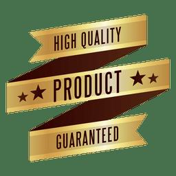 Selo do produto