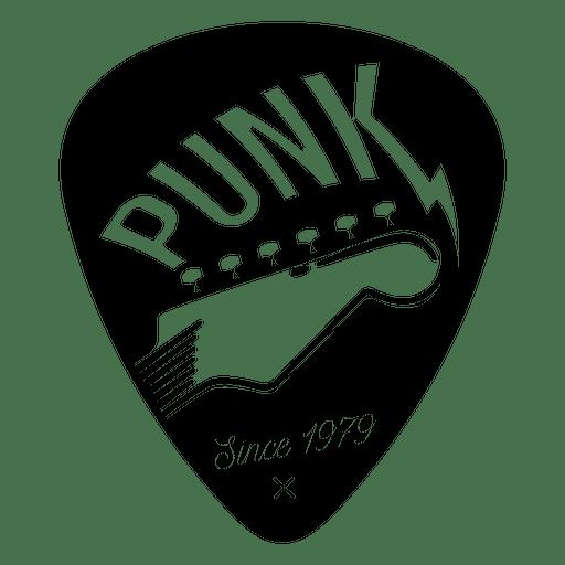 Logotipo do punk