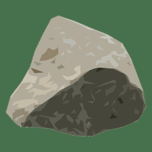 Rock boulder Transparent PNG