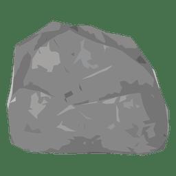 Rocha, pedregulho, ilustração