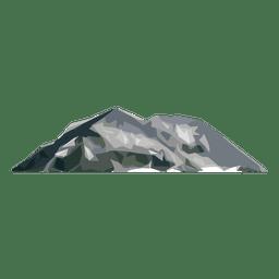 Montanha rock
