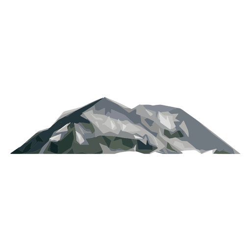 Rock mountain Transparent PNG