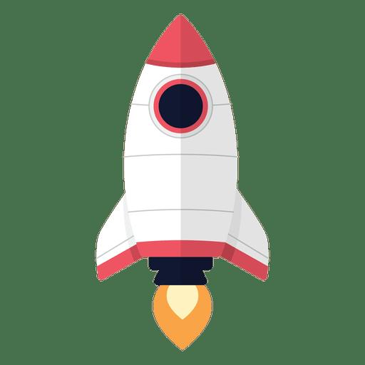 Dibujos animados de cohetes