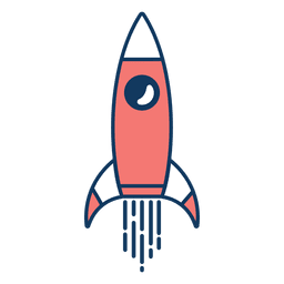 Clipart de foguete