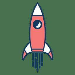 Rocket clipart
