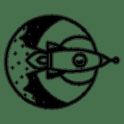 Logo de cohete