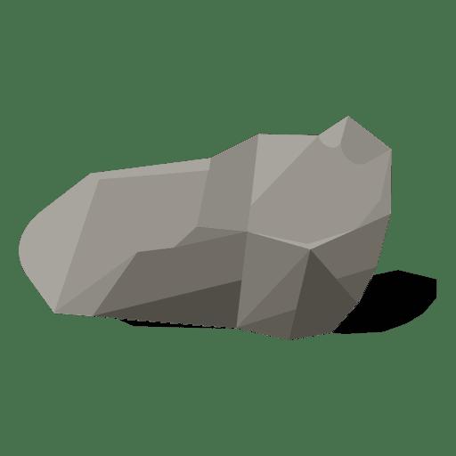 Rubble stone illustration Transparent PNG