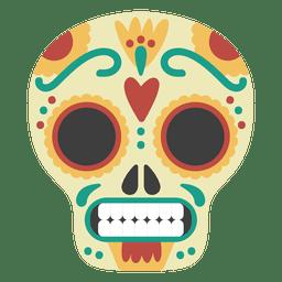 Mascara de calavera