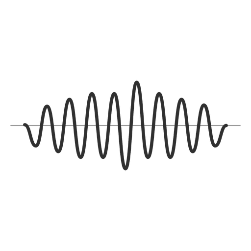 Sound Wave Transparent Pictures To Pin