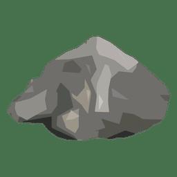 Stone boulder