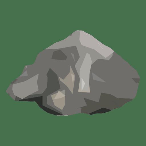 Stone boulder Transparent PNG