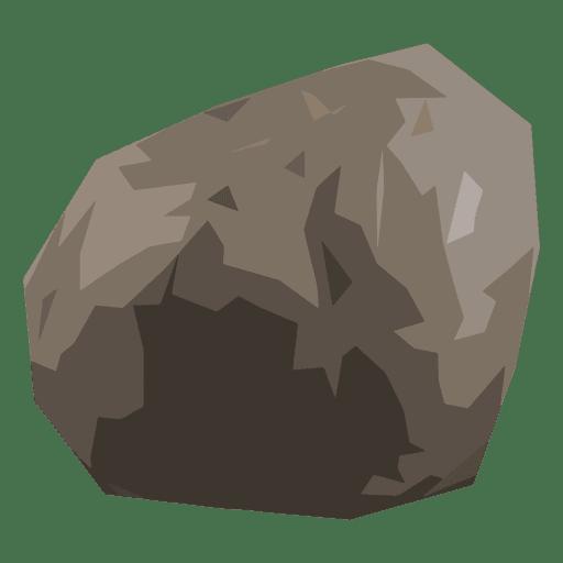 Stone rock illustration Transparent PNG