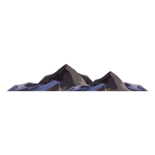 Summit mountain Transparent PNG