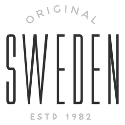 Logo original de suecia