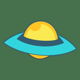Ilustração de UFO