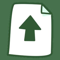 Up arrow sheet