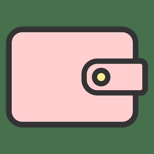 Ícones de dinheiro do ícone de carteira Transparent PNG