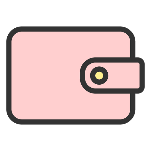 Wallet icon money icons
