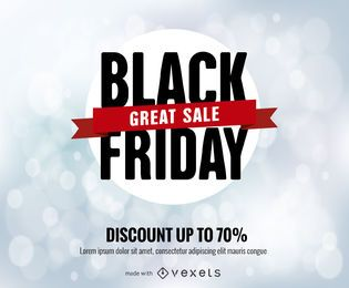 Black Friday sale poster maker