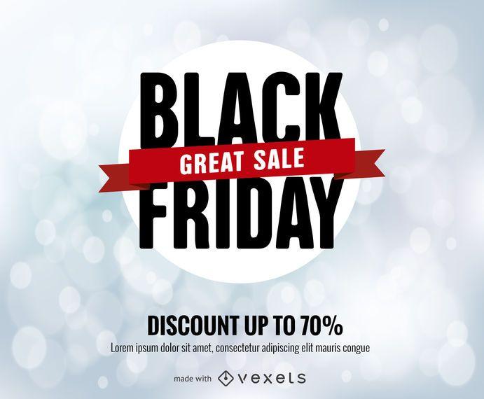 Black Friday sale poster maker