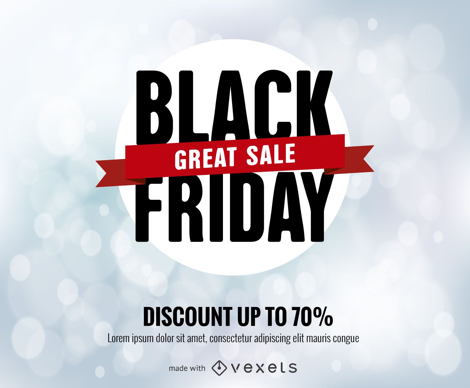 Black Friday Sale Plakatmacher