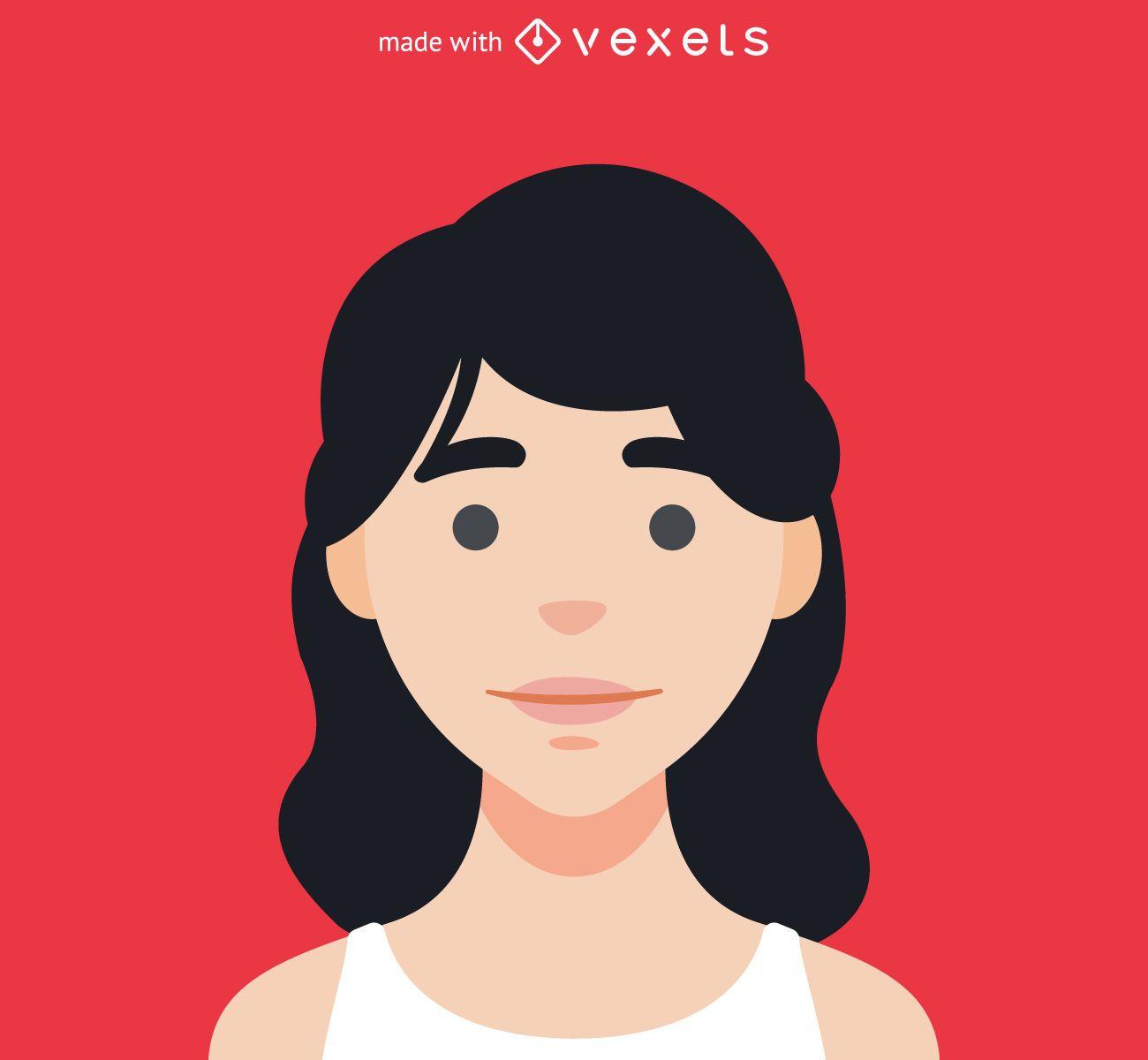 Female avatar maker