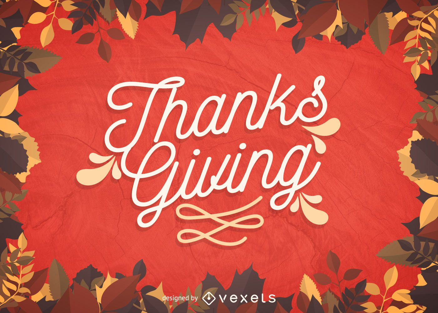 Thanksgiving holiday sign