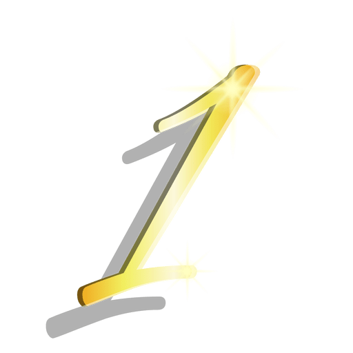 Figura de oro un símbolo artístico
