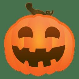 Feliz calabaza de halloween
