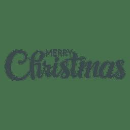 Letra agradável do Feliz Natal