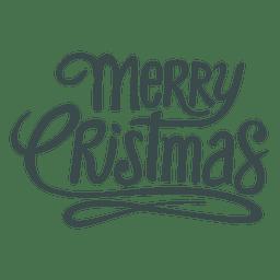 Letra agradável dos cumprimentos do Natal