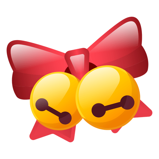 Shiny sleighbell icon Transparent PNG