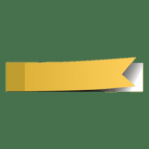 yellow page marker sticker transparent png   svg vector reminder clip art images reminder clip art free