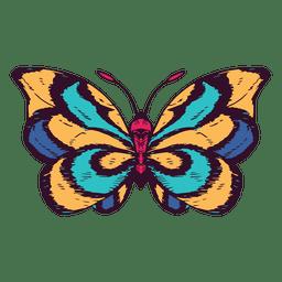 Ilustração de borboleta