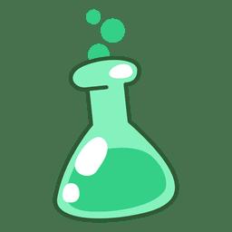 Matraz de quimica