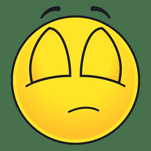 Ojos lindos cerrados emoticon Transparent PNG