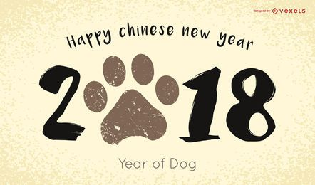 2018 año nuevo chino