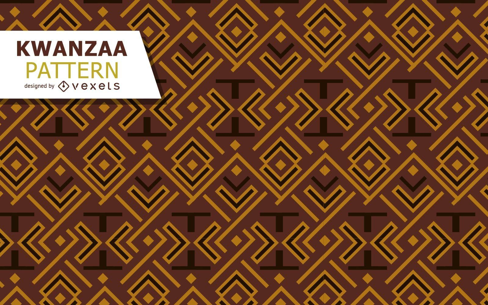 Abstract tribal pattern background