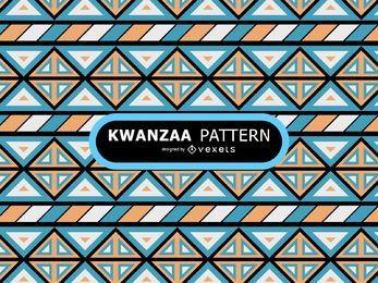 Diseño de patrón étnico tribal