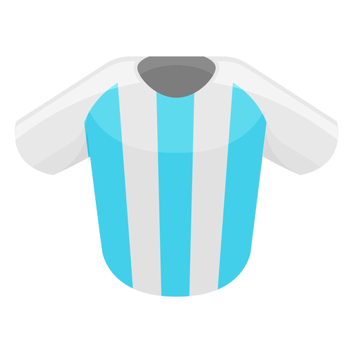 Argentina Football Shirt Icon Transparent Png Svg Vector File