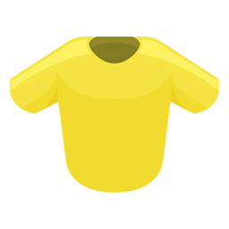 Brazil football shirt icon