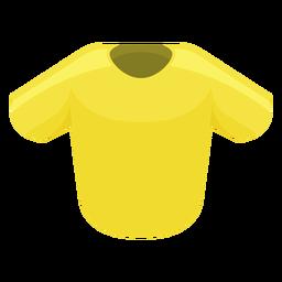 Icono de camiseta de fútbol de Brasil