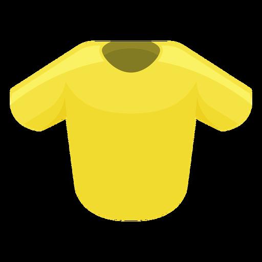 Brazil football shirt icon Transparent PNG