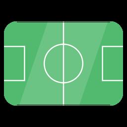 Ícone de campo de futebol
