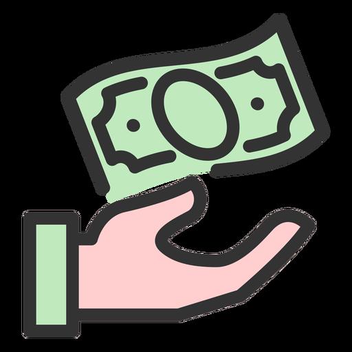 Nota de dólar - Baixar PNG/SVG Transparente