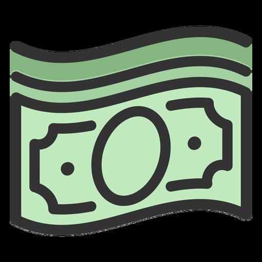 Contas em dólar Transparent PNG