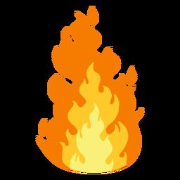 Clipart de fogo